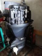 Yamaha. 115,00л.с., 4х тактный, бензин, нога L (508 мм), Год: 2007 год