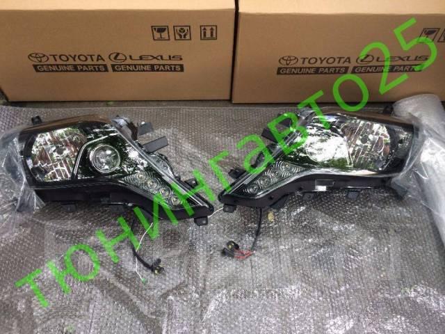 Фара. Toyota Land Cruiser Prado, KDJ150L, GDJ150L, GDJ151W, GRJ150W, GDJ150W, TRJ12, GRJ151W, TRJ150W, GRJ150L Двигатели: 1KDFTV, 1GDFTV, 1GRFE, 2TRFE...