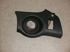 Накладка замка зажигания, пластик черный, Lexus RX300, MCU15R, 1MZ-FE.