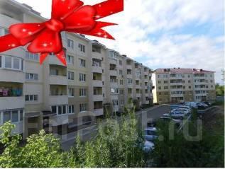 2-комнатная, улица Толстого 6/1. 17 км, агентство, 57 кв.м.