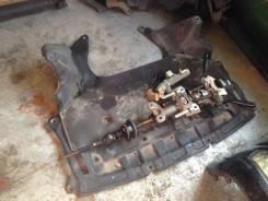 Защита двигателя. Toyota Chaser, JZX100 Двигатель 1JZGE