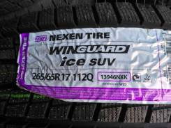 Nexen Winguard Ice Suv. Зимние, без шипов, 2016 год, без износа, 4 шт