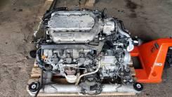 Двигатель в сборе. Honda Legend, KB2 Двигатели: J35A8, J37A, J37A2, J37A3