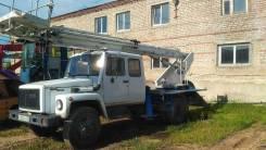 Пожтехника АПТ-17М. Продается Автовышка апт-17М на шасси Газ-3309, 4 750 куб. см., 17 м.