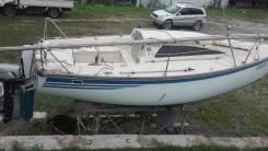 Продам яхта парусная Yamaha C21. Длина 7,40м., Год: 1989 год