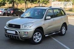 Toyota RAV4. ПТС, , ACA-21, 1AZ-FSE, 2002 г. (цвет -шампанского)