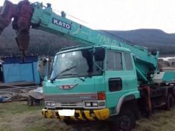 Hino Ranger. Автокран, 6 000 куб. см., 5 000 кг., 21 м.