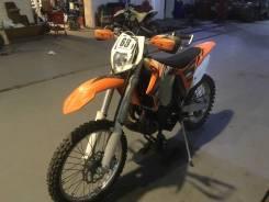 KTM. 200 куб. см., исправен, птс, с пробегом
