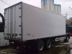 Ford Cargo. FORD-Cargo, 7 330 куб. см., 15 000 кг.