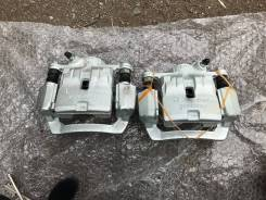 Суппорт тормозной. Subaru Forester, SH5, SHJ, SH9 Subaru Impreza, GH3, GH2, GE7, GE6, GH8, GH7, GH6 Subaru Exiga, YA9, YA5, YA4 Двигатели: EJ205, EJ20...