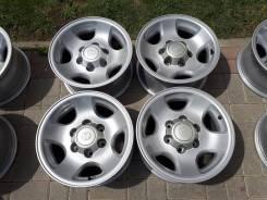 Toyota. 8.0x16, 6x139.70, ET0, ЦО 106,0мм.