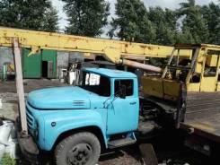 ЗИЛ 130. Продам автокран ЗИЛ—130, 6 000 куб. см., 6 500 кг., 11 м.
