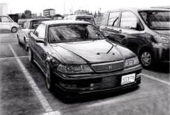 Порог кузовной. Toyota Cresta, JZX105, GX105, JZX100, JZX101, GX100, LX100 Toyota Mark II, GX105, JZX105, JZX100, GX100, JZX101, LX100 Toyota Chaser...