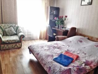 1-комнатная, улица Лермонтова 47. Центральный, 30кв.м.