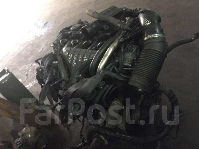 Двигатель 2.0D RHR DW10BTED4 Citroen / Peugeot