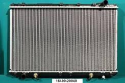 Радиатор охлаждения двигателя. Toyota Scepter, VCV10, VCV15 Toyota Camry, MCV10, VCV10 Двигатели: 3VZFE, 1MZFE