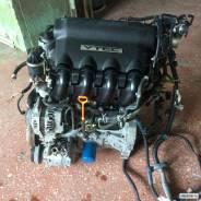 Двигатель в сборе. Honda Fit Двигатель L15A