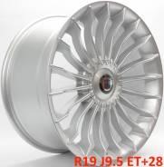 Alpina. 9.5x19, 5x120.00, ET28, ЦО 74,1мм.