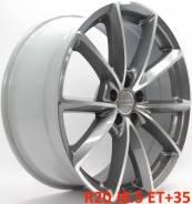 Audi. 8.5x20, 5x112.00, ET35, ЦО 66,6мм.
