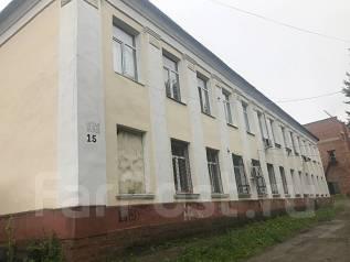 1-комнатная, улица 50 лет ВЛКСМ 15. Трудовая, агентство, 27 кв.м. Дом снаружи