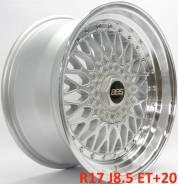 BBS Super RS. 8.5x17, 5x112.00, 5x120.00, ET20, ЦО 74,1мм.