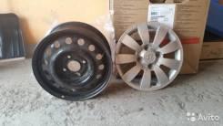 Hyundai. x15, 4x114.30, ET46, ЦО 67,1мм.