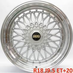 BBS Super RS. 9.5x18, 5x100.00, 5x114.30, ET20, ЦО 73,1мм.