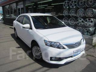 Toyota Allion. вариатор, 4wd, 1.8, бензин, 41 000тыс. км, б/п. Под заказ