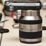 Sony Alpha NEX-3 Kit. 10 - 14.9 Мп, зум: 10х