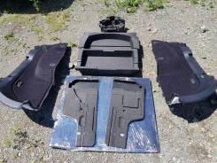 Обшивка багажника. Subaru Legacy, BPE, BP5, BPH