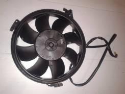 Вентилятор охлаждения радиатора. Audi A6, C5 Audi A4 Двигатель AFB