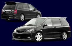 Порог кузовной. Mazda MPV, LW3W, LW, LW5W, LWEW