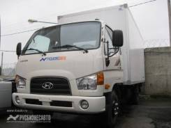 Hyundai HD78. Сэндвич фургон HD-78 DLX+ABS, 3 907куб. см., 4 500кг.