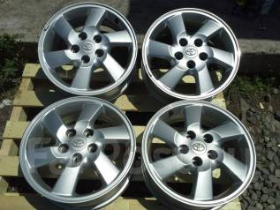 Toyota. 6.0x16, 5x114.30, ET50, ЦО 66,5мм.
