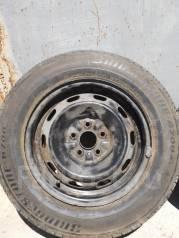 Продам запасное колесо 185/70R14 во Владивостоке. x14 4x100.00