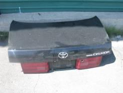 Крышка багажника Toyota Celsior Toyota celsior