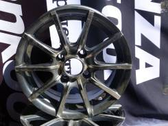 "NZ Wheels SH625. 5.5x13"", 4x100.00, ET40, ЦО 68,0 мм."