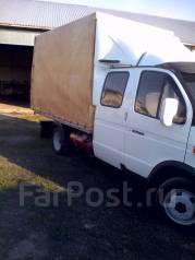 ГАЗ 330232. Продается газель, 2 000 куб. см., 1 000 кг.