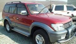 Toyota Land Cruiser Prado. 90