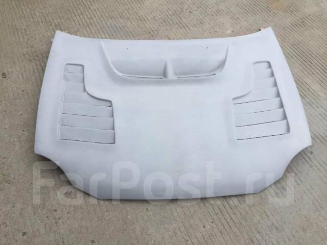 Капот. Subaru Impreza WRX STI, GD, GDB