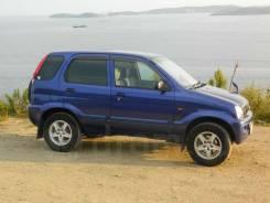 Toyota Cami. автомат, 4wd, 1.3, бензин, 160 тыс. км