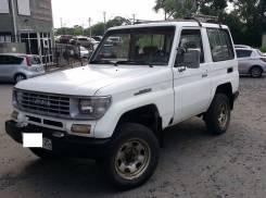 Toyota Land Cruiser Prado. механика, 4wd, 2.8 (91 л.с.), дизель
