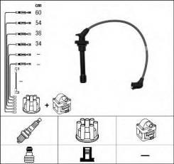 Провода зажигания к-т RC-LD302 7104 ngk 7104 в наличии
