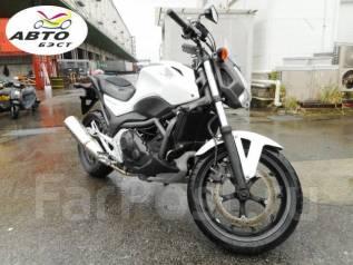 Honda NC 700S. 700 куб. см., исправен, птс, без пробега