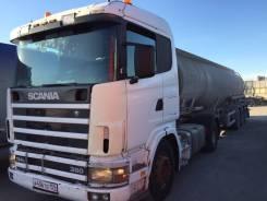Scania G380LA 4x2 HNA New Griffin Space. Scania тягач, 11 000 куб. см., 25 000 кг.
