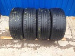 Dunlop SP Sport FastResponse. Летние, износ: 10%, 4 шт