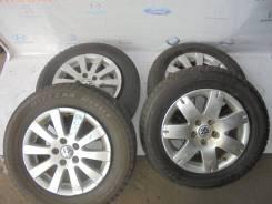 Диски литые VW R16. 7.0x16, 5x112.00, ET45