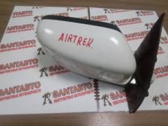 Зеркало заднего вида боковое. Mitsubishi Airtrek, CU5W, CU2W, CU4W