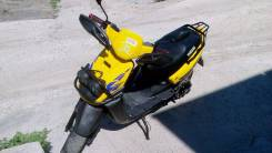 Yamaha BWS 100. 100 куб. см., исправен, без птс, без пробега
