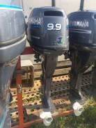 Yamaha. 9,90л.с., 4-тактный, бензиновый, нога L (508 мм), Год: 2008 год